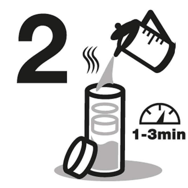 Manuel n° 2 pour gobelet isotherme